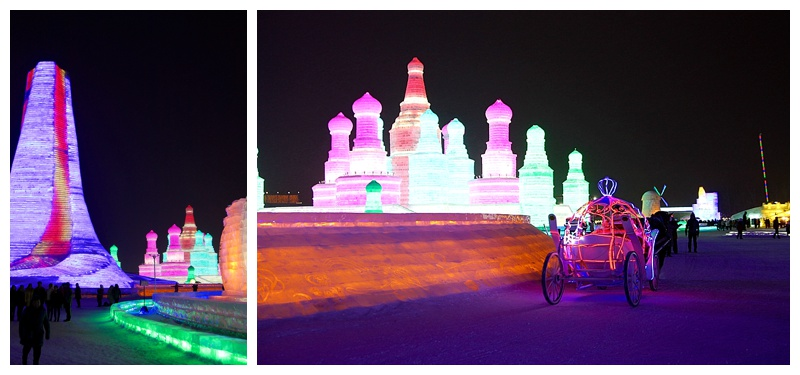 Harbin International Ice and Snow Festival 2018
